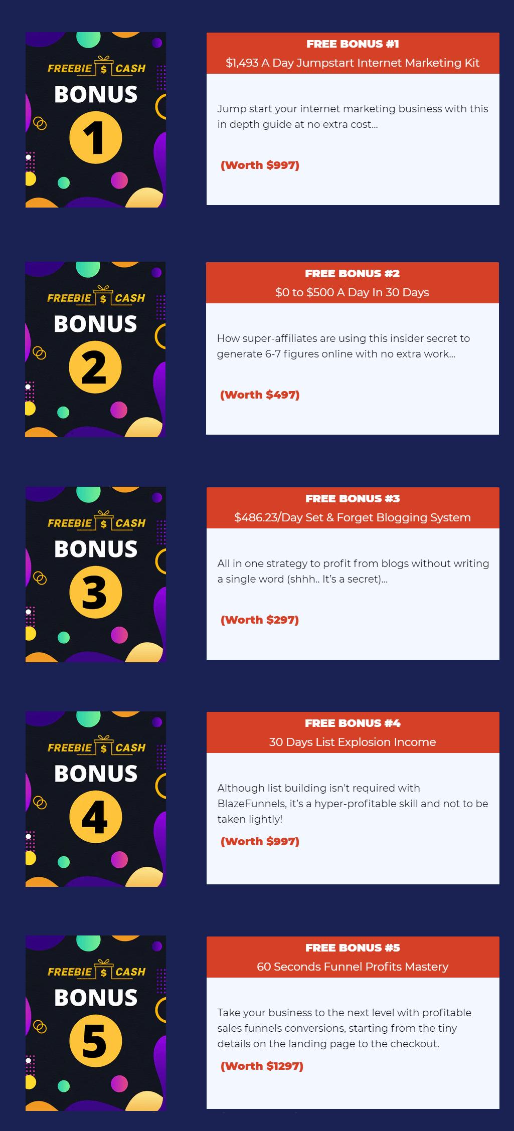 FreebieCash-Bonus