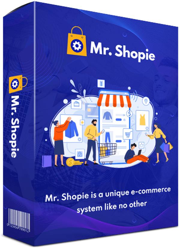 Mr.Shopie
