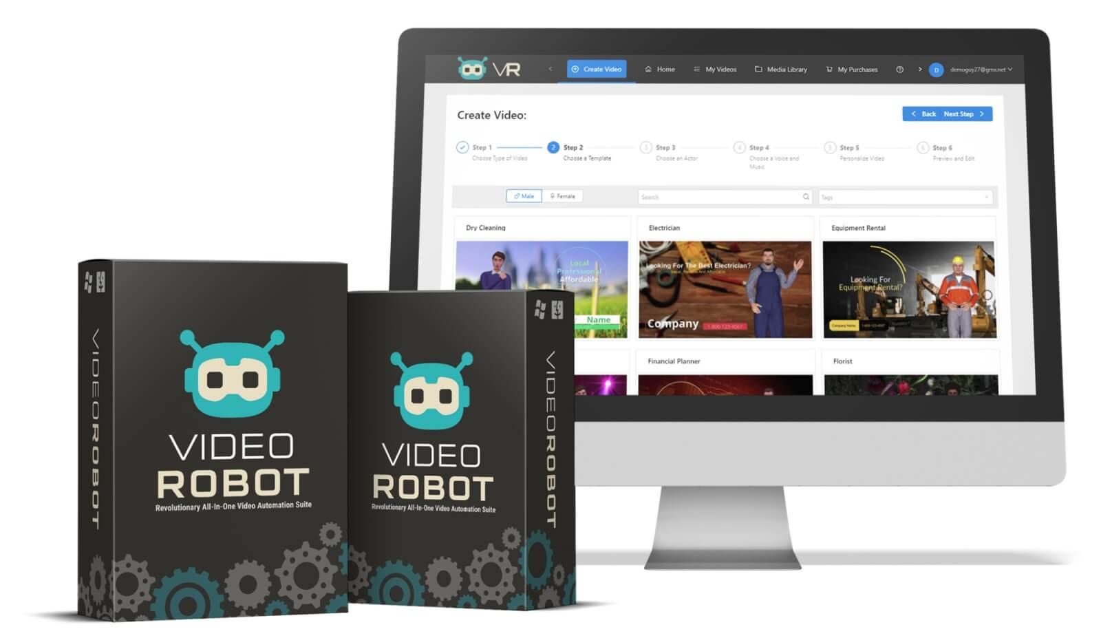 VideoRobot
