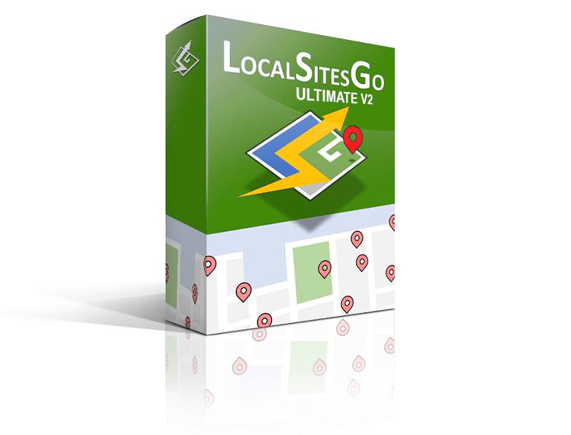 LocalSitesGo Ultimate V2
