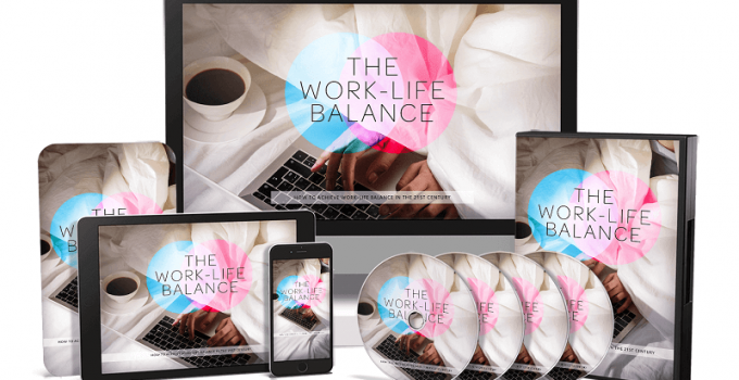 The Work-Life Balance PLR